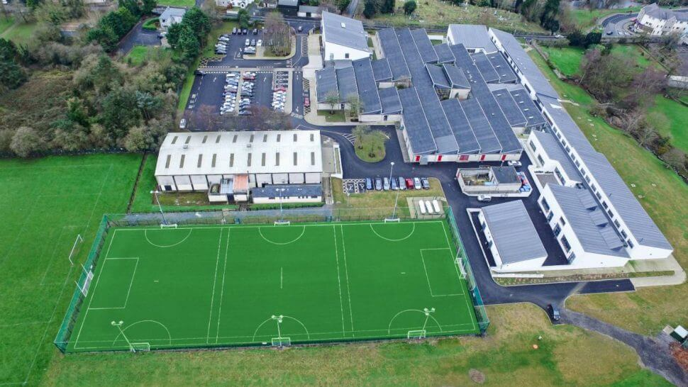 Tullow Community School - All Weather Pitch