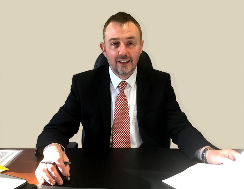 Principal Paul Thornton
