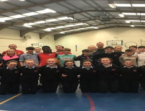 Active Schools week 2018 (Videos)