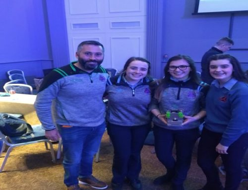 TY's go to EA Robot Games Ireland (Videos)