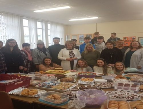 St. Anne's coffee morning