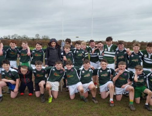 First year boy's rugby 7's