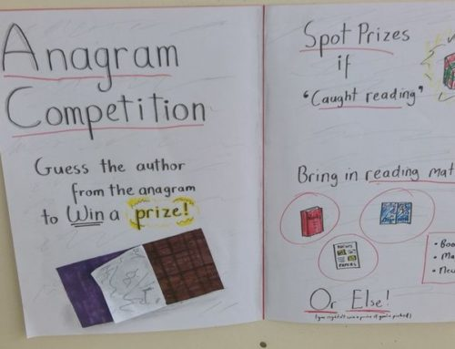 D.E.A.R Competition winners
