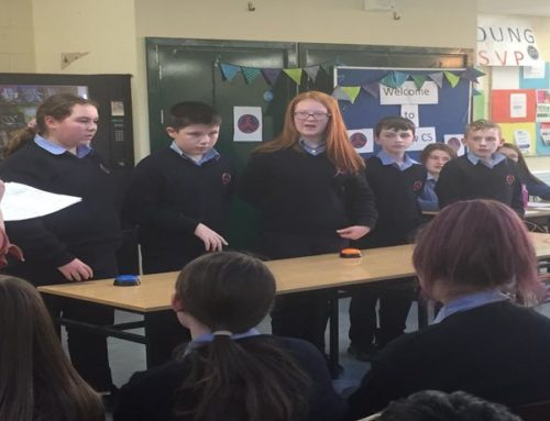 First Year Spelling Bee Competition
