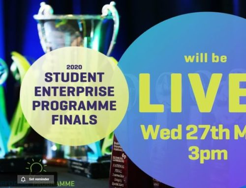'The National Enterprise Awards Final 2020' live at 3 pm